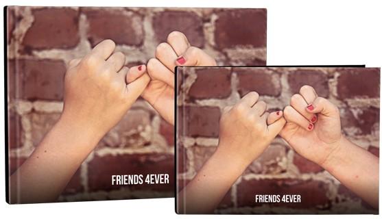 friendship photo books pastbook website
