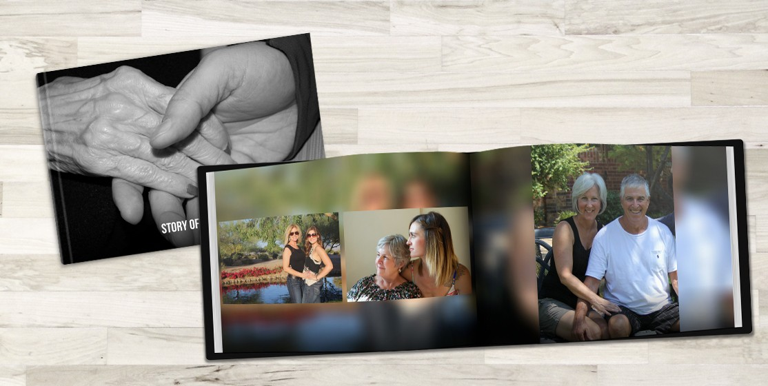 Life Story Photo Books   PastBook Website